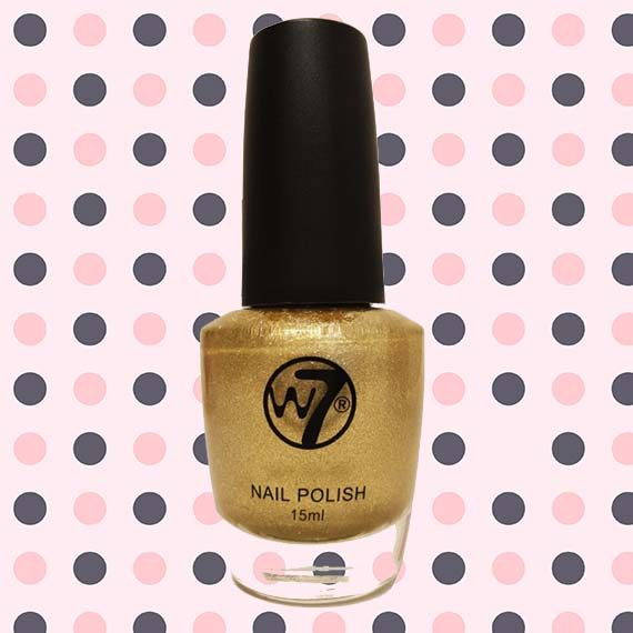 box-maquillage-box-beaute-w7-nail-polish-gold-or