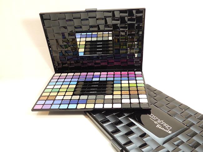 Coffret Palette Maquillage 114 produits COSMEPROBEAUTÉ
