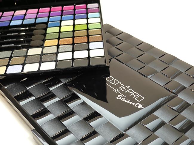 Coffret Palette Maquillage 114 produits COSMEPROBEAUTÉ - box beauté pas er et maquillage