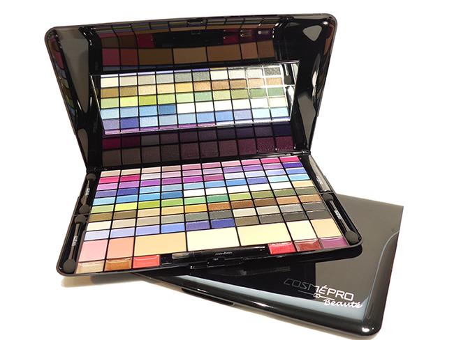 Coffret Maquillage Cosmépro Beauté - Palette 108 produits